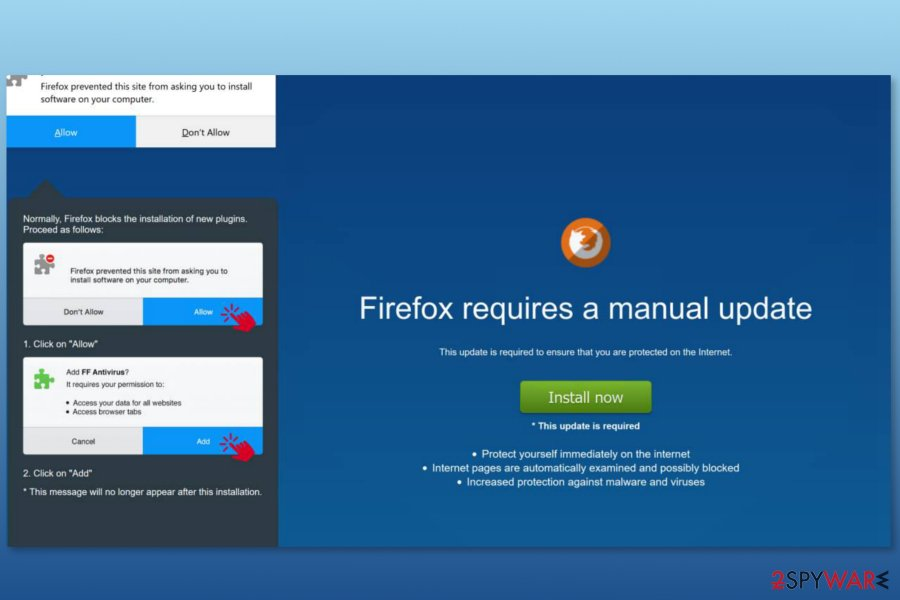 how to detect firefox browser versionin javascript