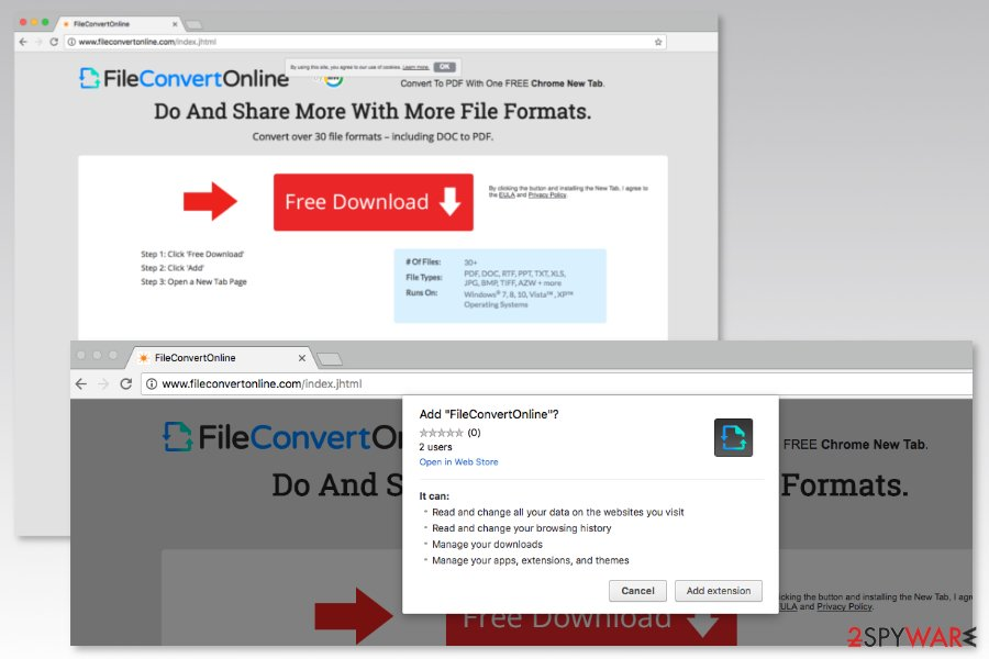 FileConvertOnline-Toolbar-download-sources