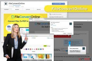 FileConvertOnline Toolbar