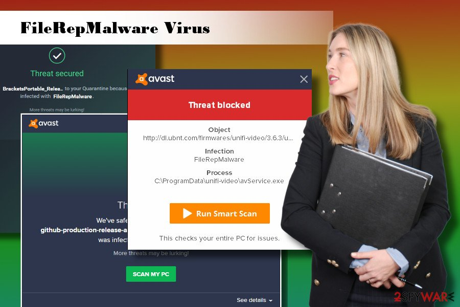 FileRepMalware virus