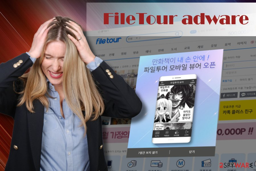 FileTour virus