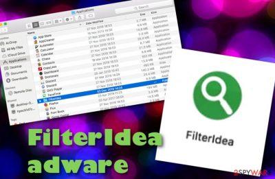 FilterIdea virus
