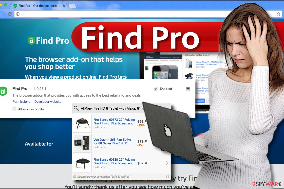 Find Pro virus
