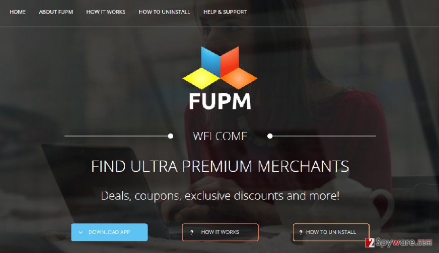 Find Ultra Premium Merchants ads snapshot