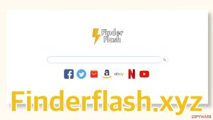 Finderflash.xyz browser hijacker