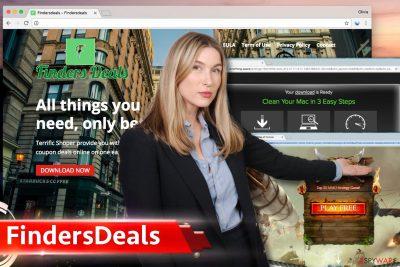 FindersDeals adware