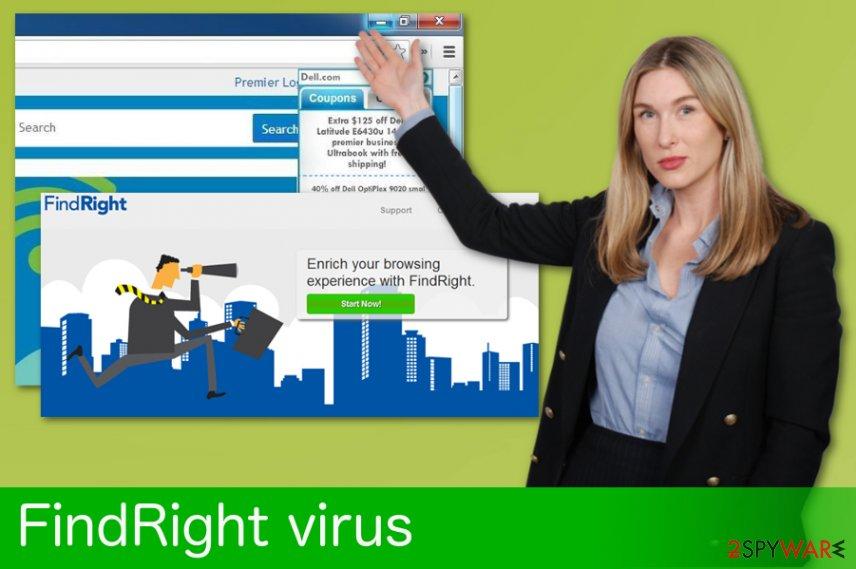 FindRight virus