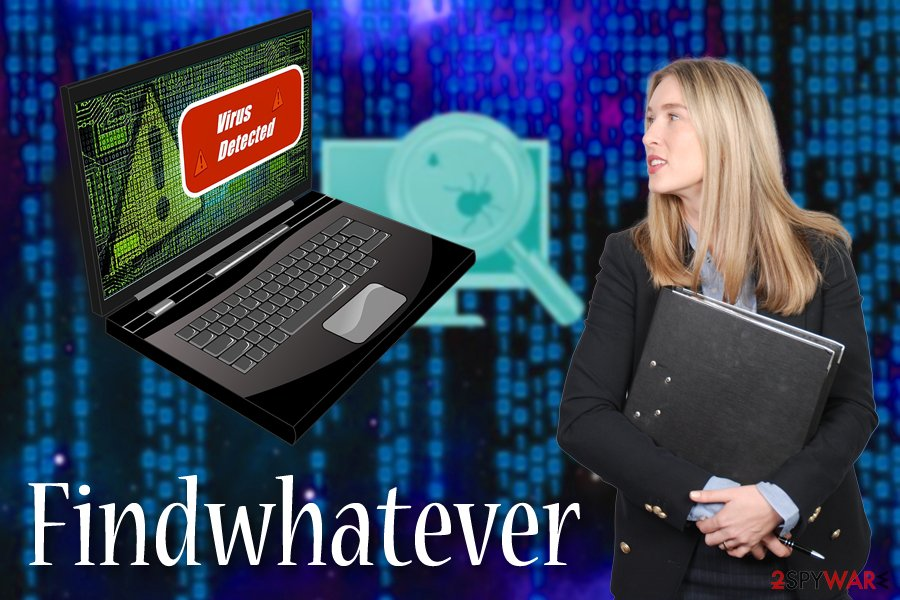Findwhatever virus