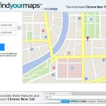 FindYourMaps redirect