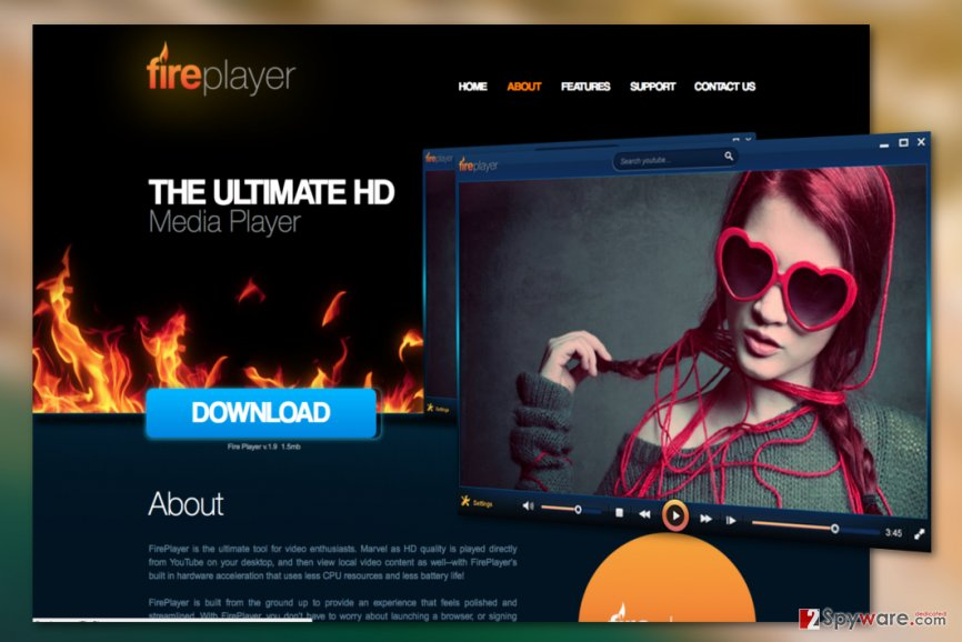 FirePlayer virus