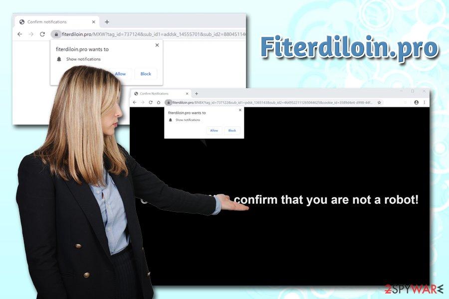 Fiterdiloin.pro ads