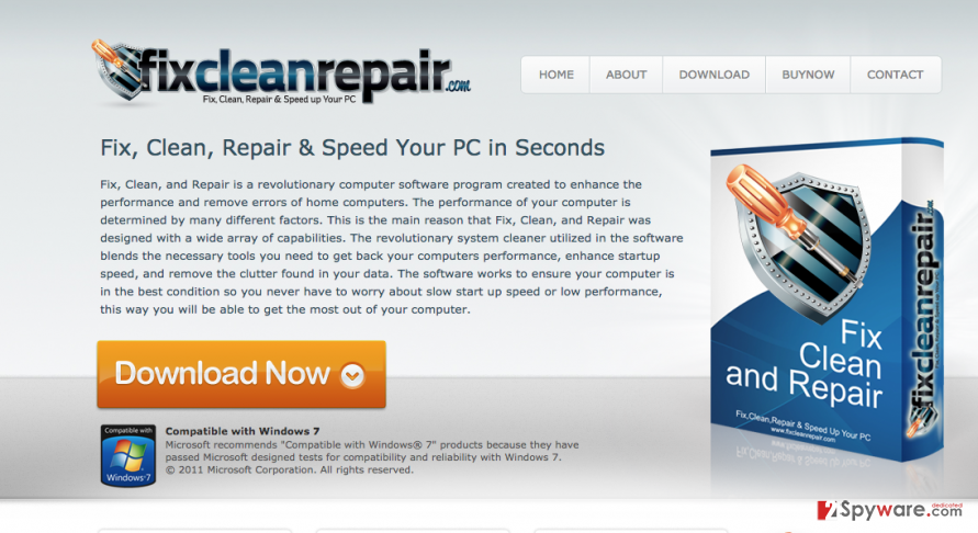 FixCleanRepair