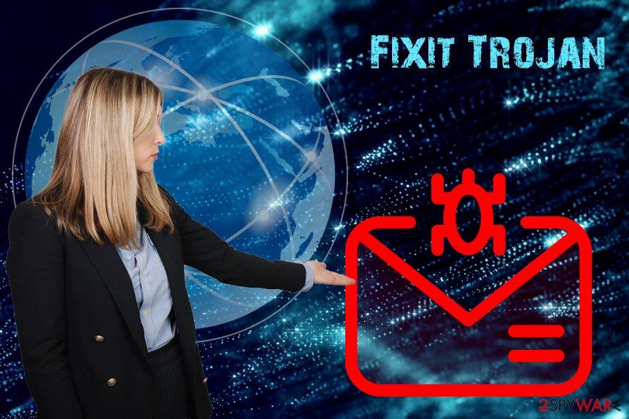 Fixit malware