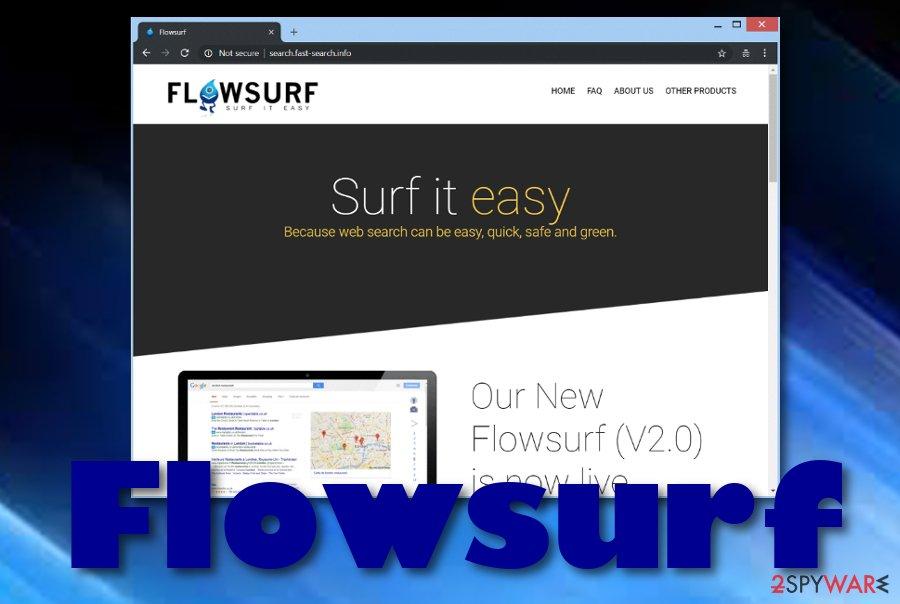 FlowSurf adware