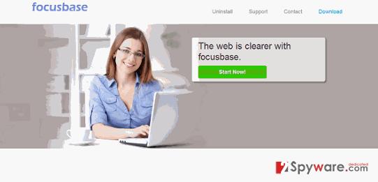 FocusBase virus snapshot