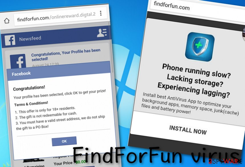 FindForFun adware