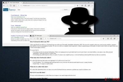 Foobaroo.com hijack