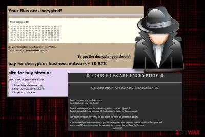 Forcrypt malware