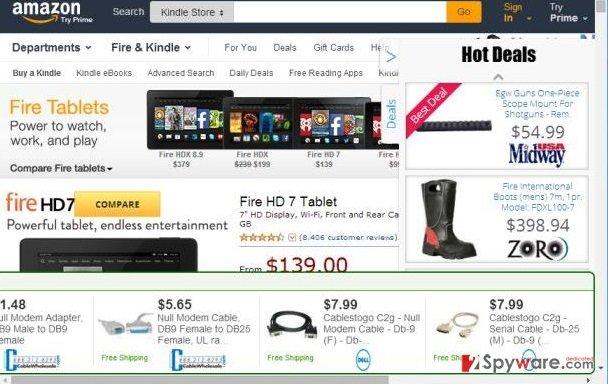 FoTest ads snapshot
