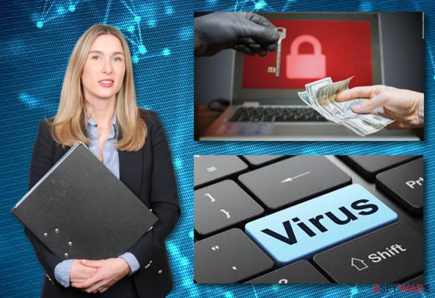 FoxRansom virus