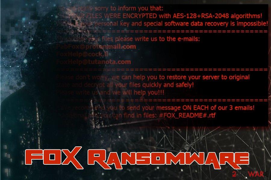 Fox Ransomware