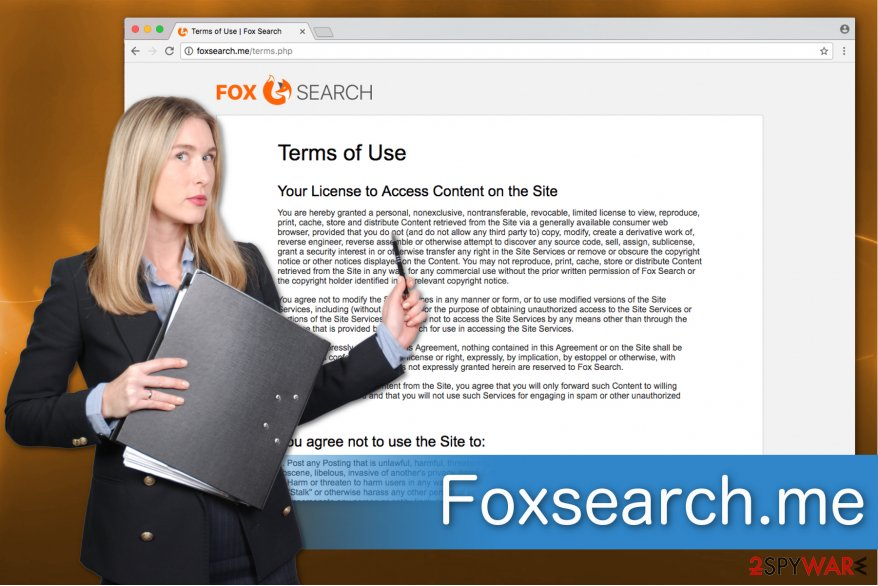 Foxsearch.me illustration