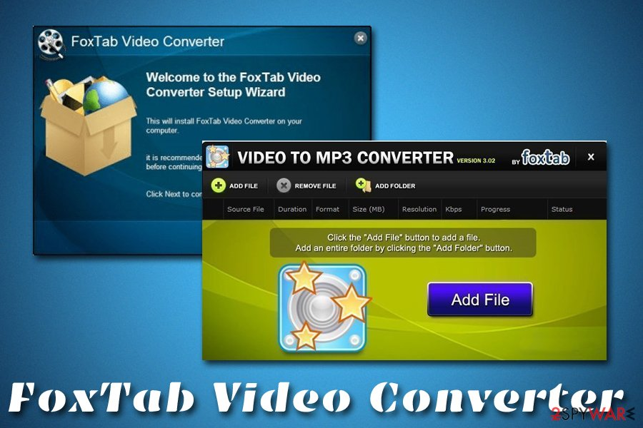 VIDEO TÉLÉCHARGER CONVERTER FOXTAB
