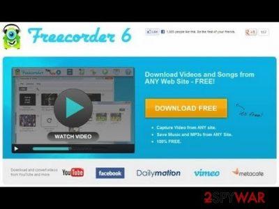 Freecorder