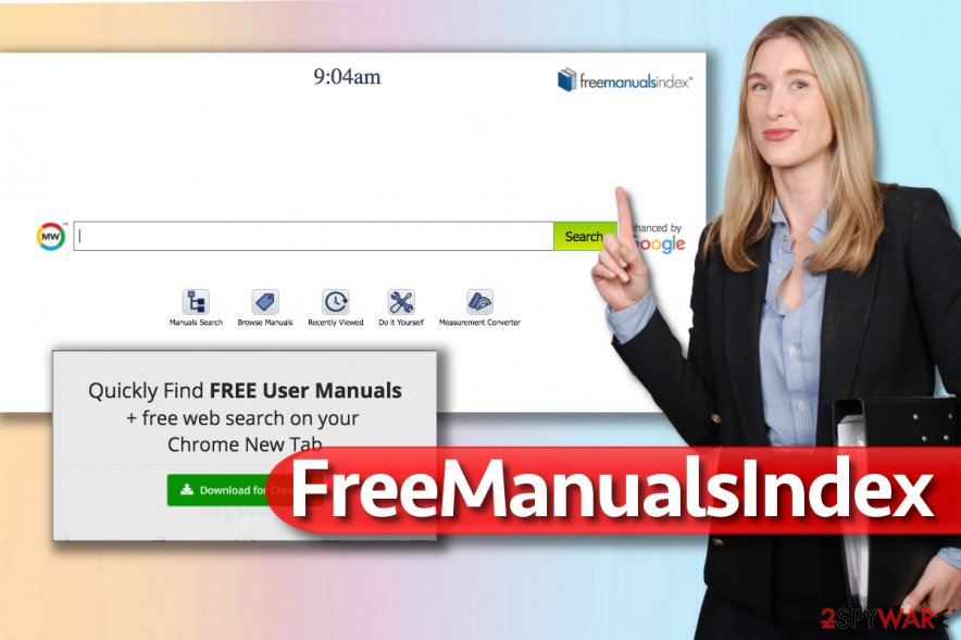 FreeManualsIndex software