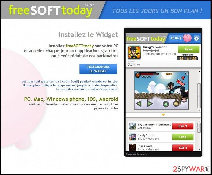 FreeSoftToday snapshot