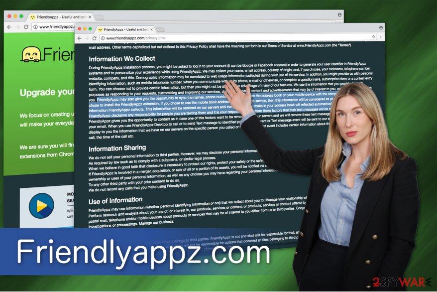 The image of Friendlyappz.com