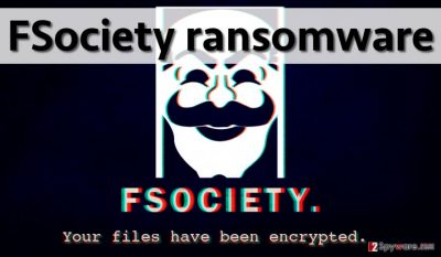 FSociety virus wallpaper