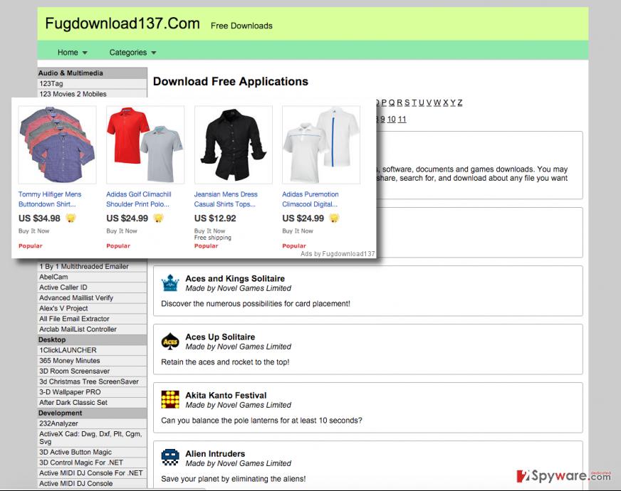 Fugdownload137.com adware