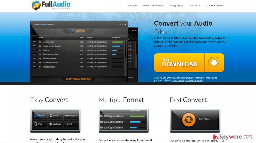 Full Audio Converter