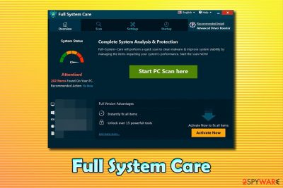 Full System Care