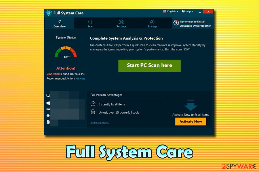 Full System Care
