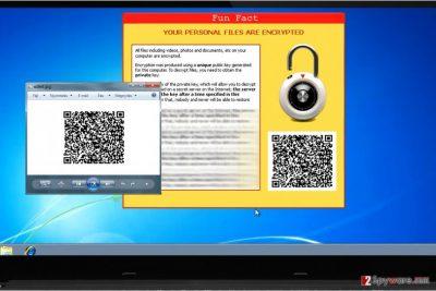 FunFact ransomware virus