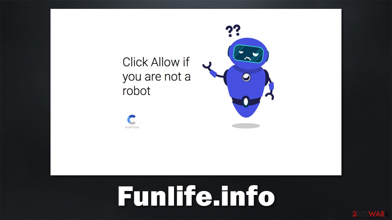 Funlife.info ads