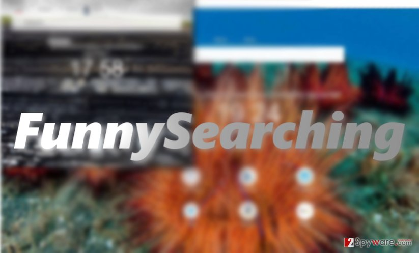 Funnysearching homepage