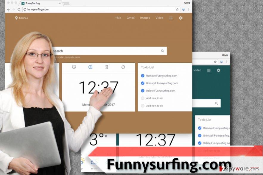 Funnysurfing.com virus