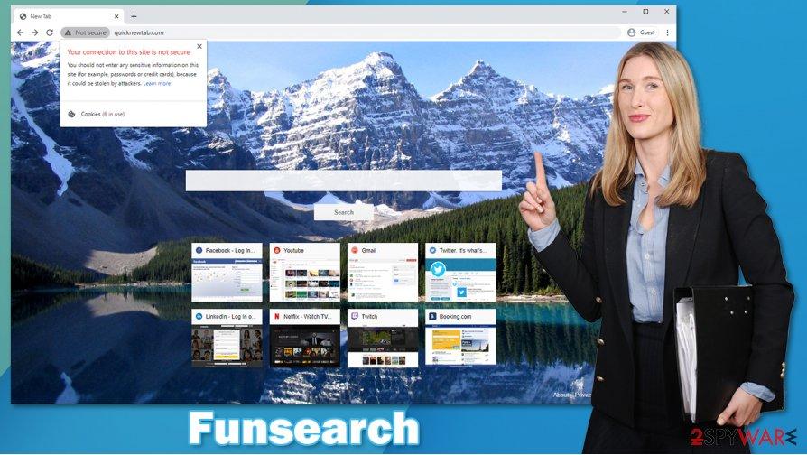 Funsearch hijack