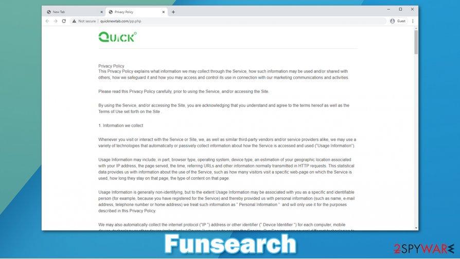 Funsearch virus