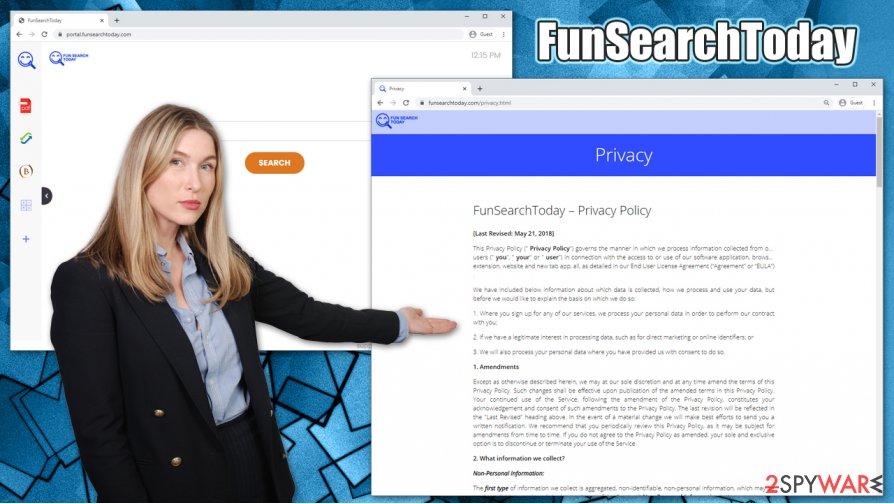 FunSearchToday hijack