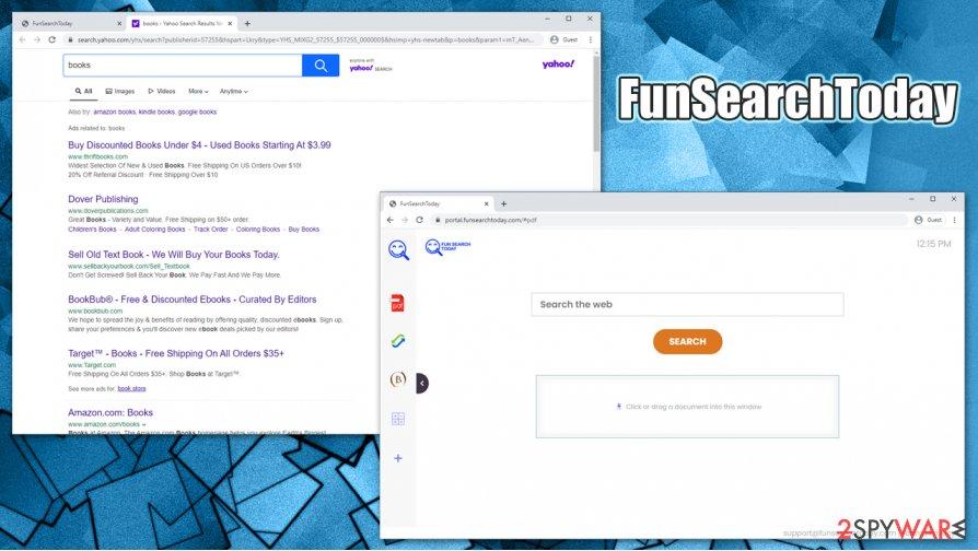 FunSearchToday virus