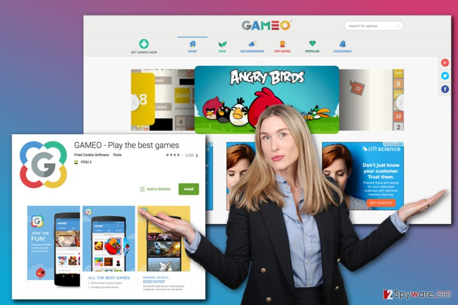 Gameo virus