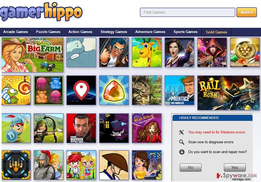 Ads by GamerHippo
