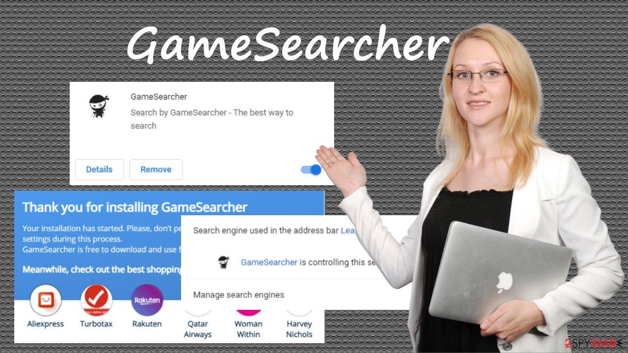 GameSearcher PUP