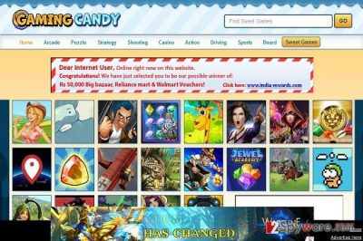 Gaming Candy