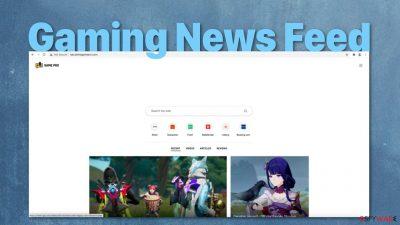 Gaming News Feed