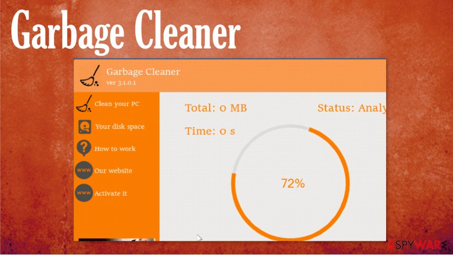 Garbage Cleaner
